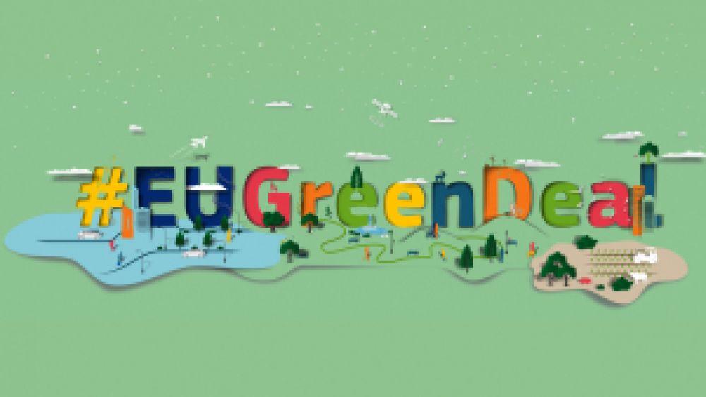 Europski zeleni plan do 2050